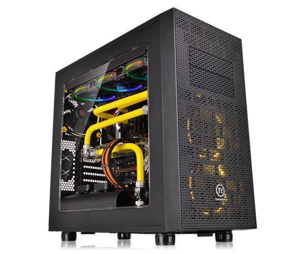 Системный блок Intel Core i5-7400 3.0GHZ/H110/DDR4 8GB/SSD 240GB/DVD/450W