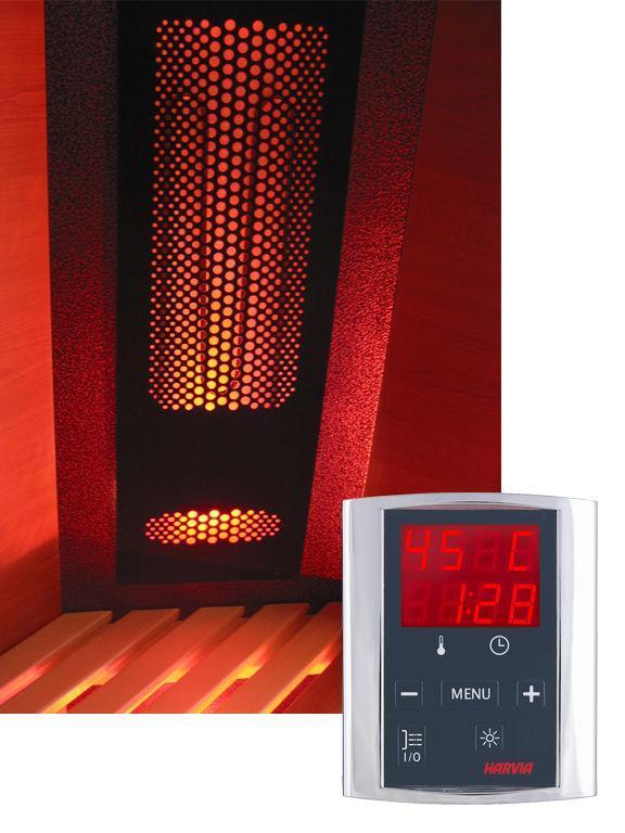 Инфракрасный карбоновый радиатор Harvia