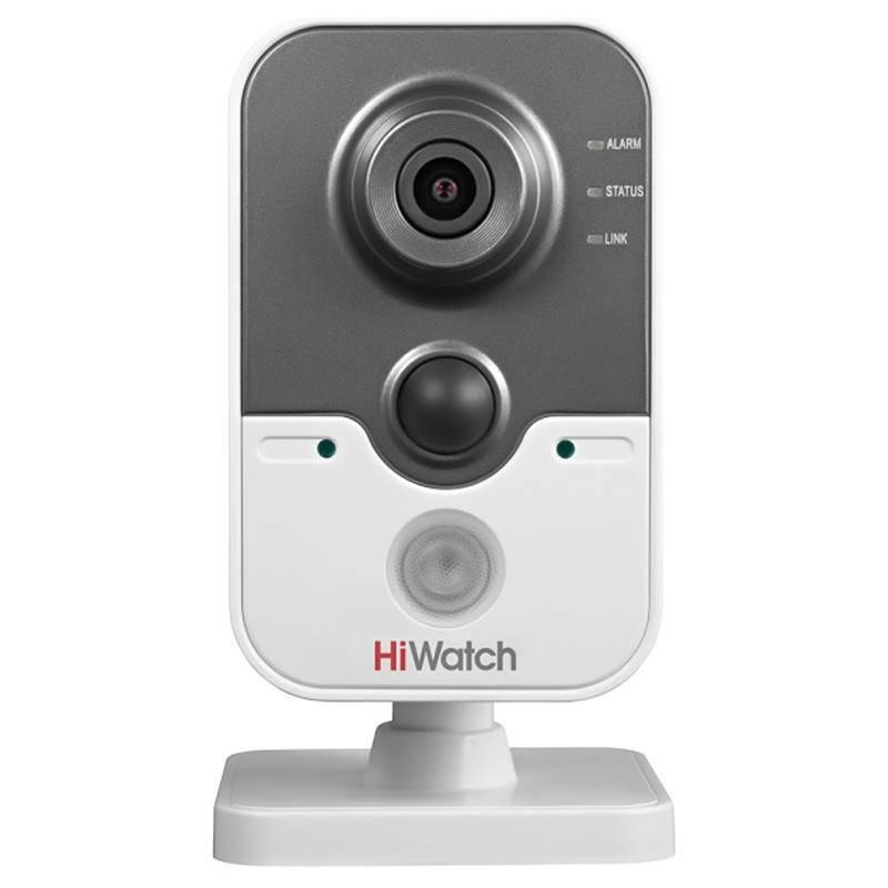 Камера видеонаблюдения DS-I114 HiWatch