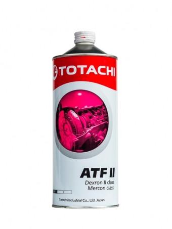 Трансмиссионное масло TOTACHI ATF II для гидромеханических автоматических трансмиссий (АКПП) 1L