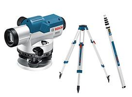 Оптический нивелир Bosch GOL 26D + BT 160 + GR 500 Kit