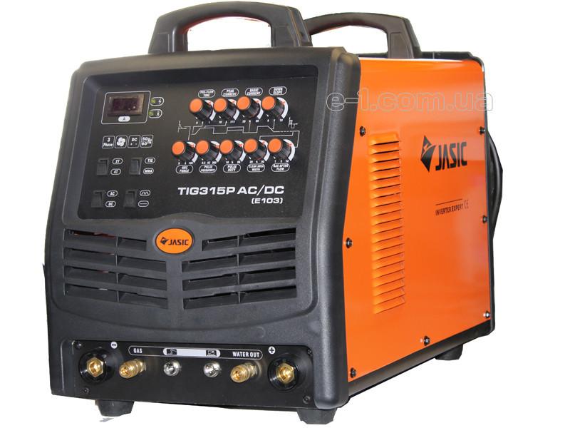 Сварочный аппарат JASIC TIG 315P AC/DC (E103)