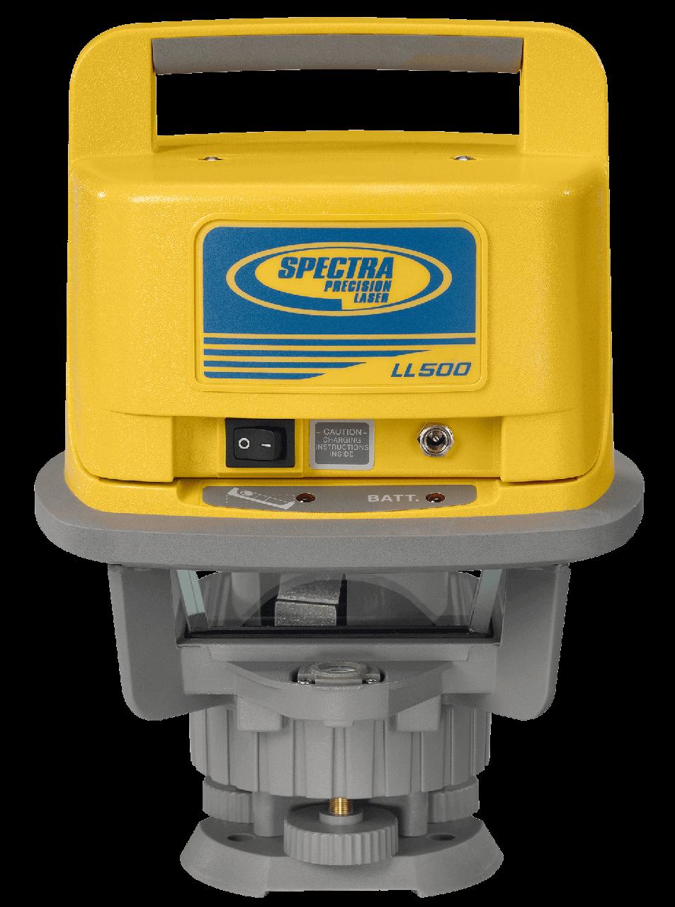 Ротационный нивелир Spectra Precision LL500