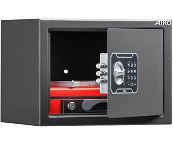 Мебельный сейф AIKO Т-230 EL с электронным замком