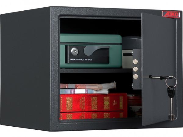 Мебельный сейф AIKO Т-280 с ключевым замком