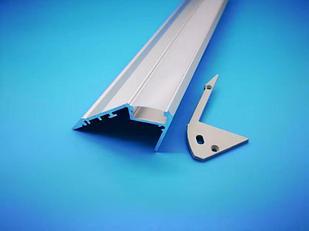 Алюминиевый профиль для светодиодных лент HC-630