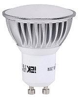 Лампа светодиодная PAR16 софит 3Вт 180Лм 230В 3000К GU10 IEK-eco