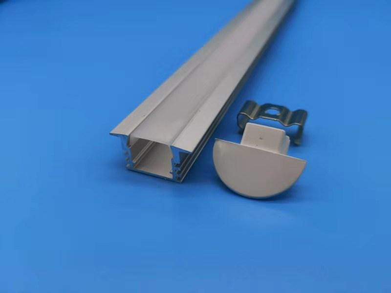 Алюминиевый профиль для светодиодных лент HC-006B