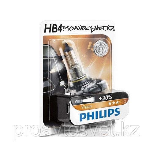 PHILIPS HB4 9006 premium 12V 55W P22d B1