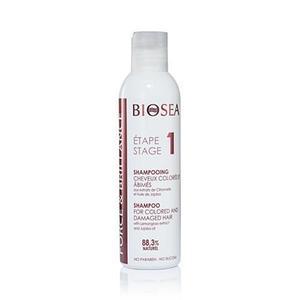 Шампунь для окрашенных и поврежденных волос Biosea Force et Brillance, 200 мл (Оригинал - Франция)