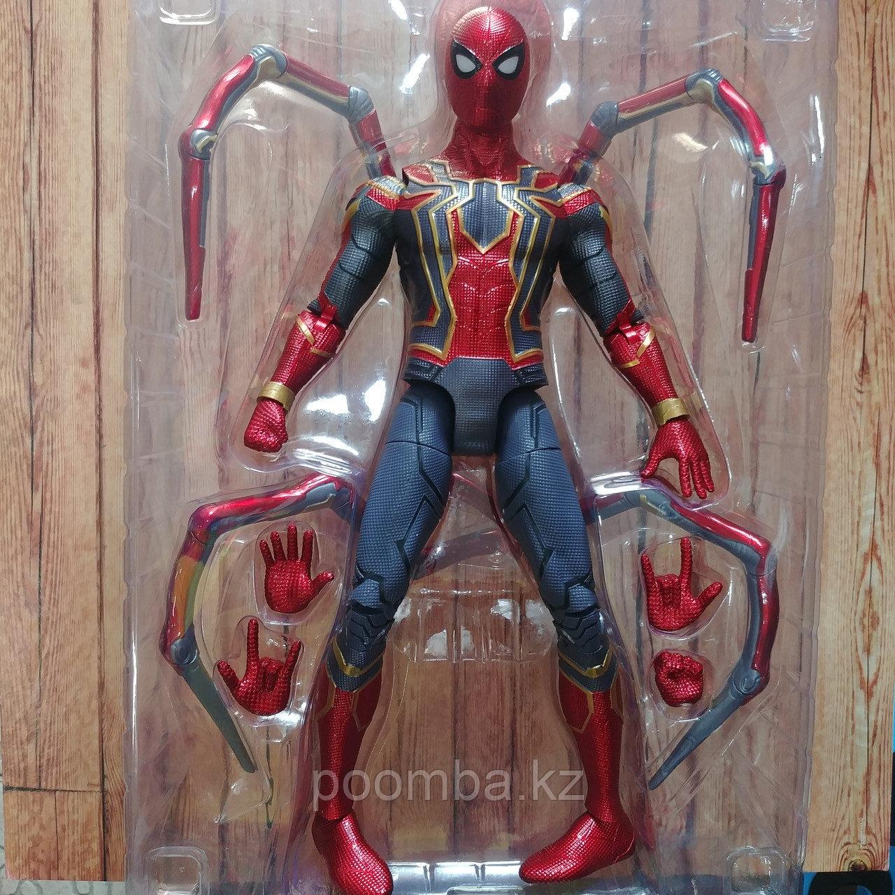 Игрушка Супер Герой Человек Паук (Спайдер мэн) 35 см