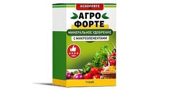 Агрофорте - натуральный стимулятор роста растений