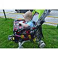 Столик дорожный для коляски автокресла, фото 2