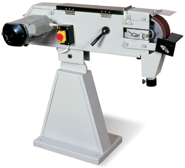 BPK-2075/400 комбинированный шлифовальный станок