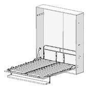 Механизм шкаф кровать GK-43 (1200х2000)