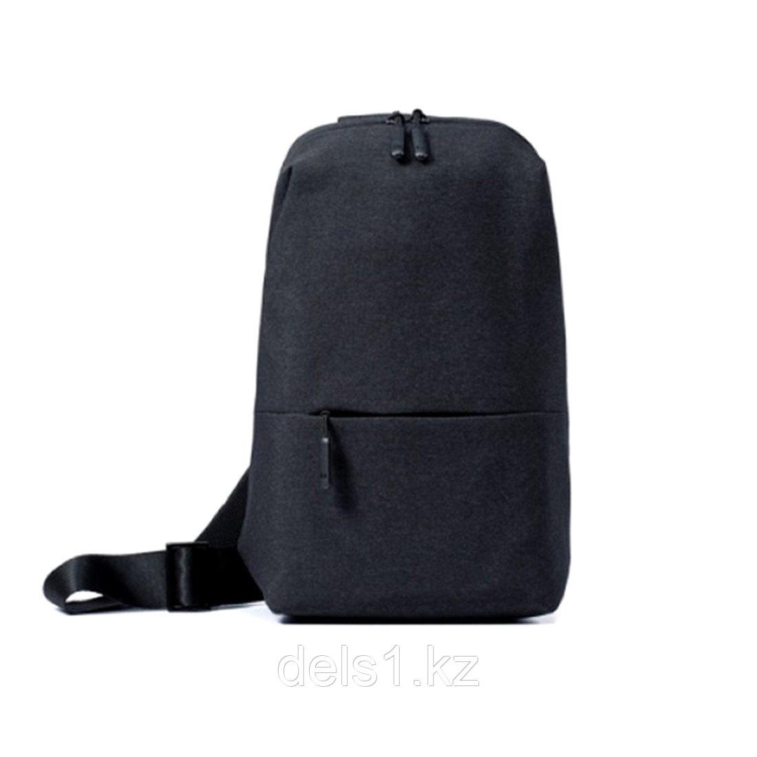 Рюкзак Xiaomi Urban Leisure Chest Чёрный