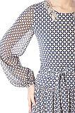 Восхитительное шифоновое платье в пол с кружевной спинкой.. Россия. Wisell. Размеры: 46, 48., фото 2