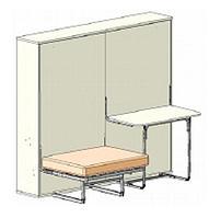 Механизм шкаф кровать-стол/диван GK-45 (1600х2000), фото 1