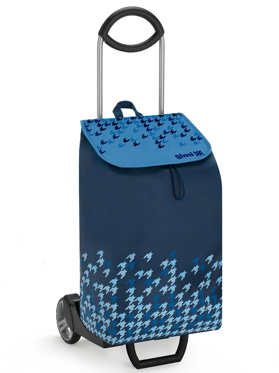 Сумка-тележка Gimi Ideal синяя