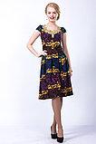 Очаровательное женское летнее платье. Россия. Wisell. Размеры: 42-50, фото 2