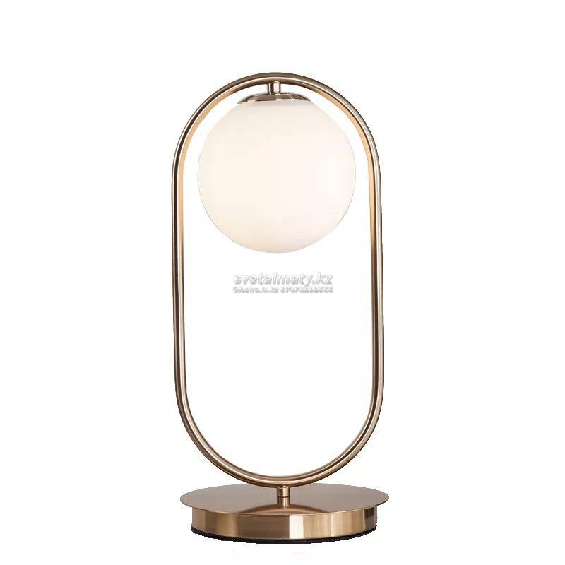 Современная настольная лампа в стиле Hiteck-Modern