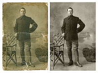 Реставрация фотографий, фото 1