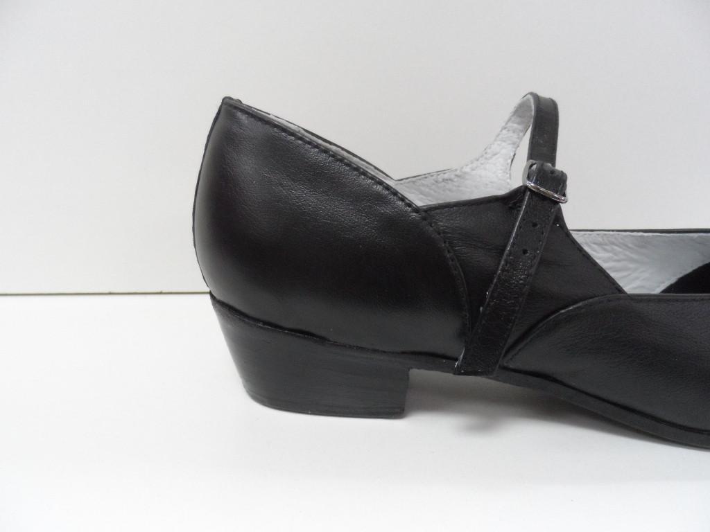 Туфли для народных танцев (черный) - фото 3