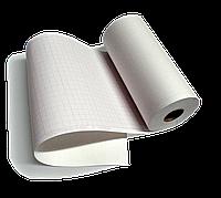 Лента диаграммная 57х30х12,бумага ЭКГ с сеткой на Альтон и другие аппараты шириной 57мм