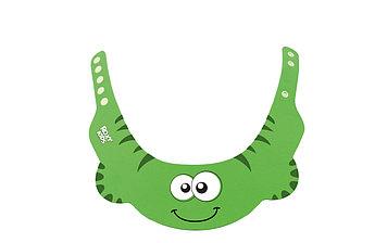 Козырек для мытья головы (зеленый)