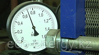 Испытания на прочность и плотность теплового узла (опрессовка), теплотрассы, системы отопления, +7 775 1397601
