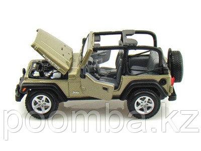 Автомодель Jeep Wrangler Rubicon 1:27 Maisto