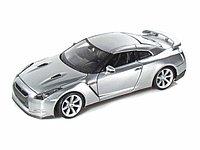 Автомодель Nissan GT-R 1:24 Maisto