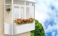 Изготовление и установка балконов