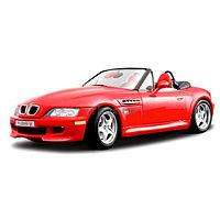 Автомодель BMW M ROADSTER 1:24 Bburago
