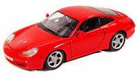Автомодель 1997 Porscse 911 Carrera 1:24 Maisto