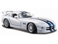 Автомодель Dodge Viper GT2 Diecast Model 1:24 Maisto