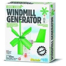 +4M энергия ветра
