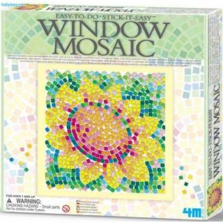 +4М мозайка на стекло