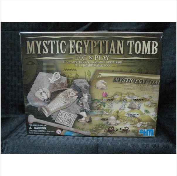 +4M Египетские раскопки