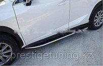 Подножки на Lexus NX 2014-15