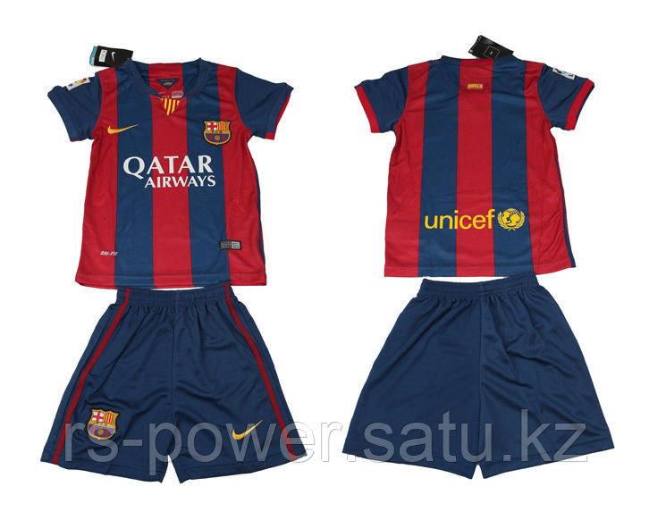 Футбольная форма Барселона детская