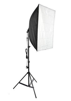 Студийный софтбокс 40X60 см с патроном на 1 лампу, фото 2