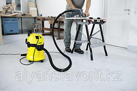 Karcher WD 3 P- пылесос для сухой и влажной уборки, фото 2