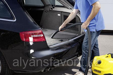 Хозяйственный пылесос Karcher WD 3 Car, фото 2