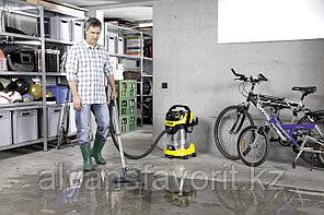 Karcher WD 6 P Premium- пылесос для сухой и влажной уборки, фото 2