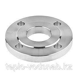 Фланец ответный приварной стальной  Ду100 (Ру10)