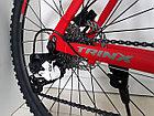 Велосипед Trinx M600, 21 рама - гидравлические тормоза, фото 6