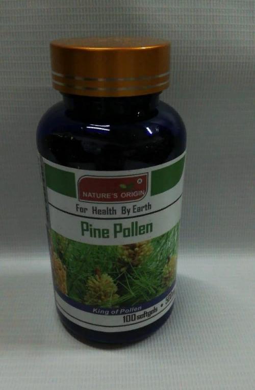 Капсулы Сосновая Пыльца - Pine Pollen 100 кап.