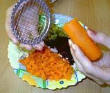 Овощерезка - винегретница для резки вареных овощей, фото 2