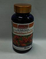Капсулы Фруктовое масло облипихи - Seabuckthorn Fruit Oil 100 кап.